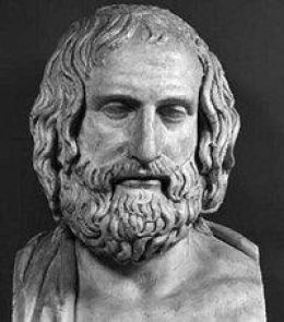 Bust said to be of ANAXAGORAS ©