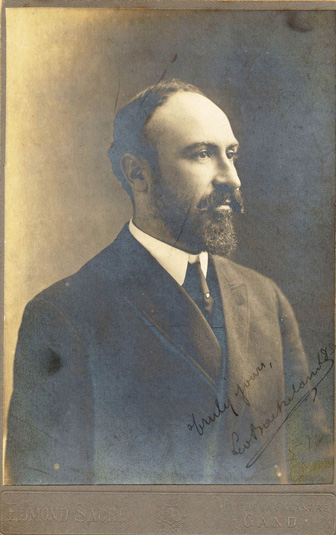 Photograph of LEO BAEKELAND ©