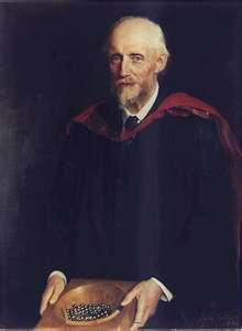 portrait of OSBORNE REYNOLDS in 1903 ©
