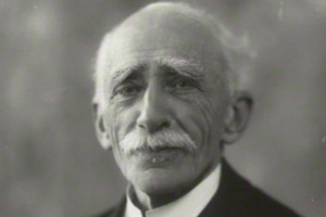 photo of John Ambrose Fleming ©